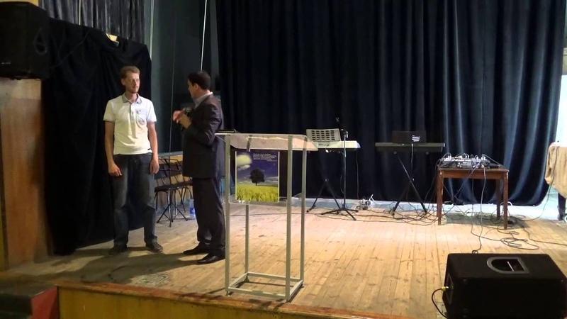Пастор Олег Коханюк - Твоя вера исцелит тебя 11.07.2015