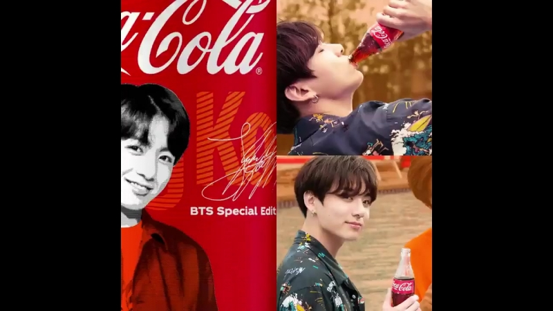 7월 말! 코카-콜라 BTS 스페셜 패키지 출시 예정 - 방탄소년단 코카-콜라에 너무나 착붙! - 올 여름, 코카-콜라와 함께 더 짜릿하게 즐겨