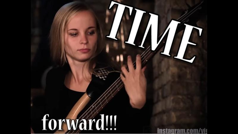 Time Forward Rock version Время Вперед Г Свиридов рок версия