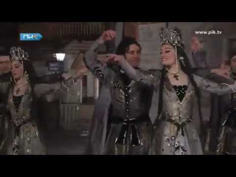 Сухишвили- Давлури Грузинский танец