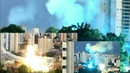 BLUE FIRE FROM SKY DEW 'TEST' IN POPULATED CITY