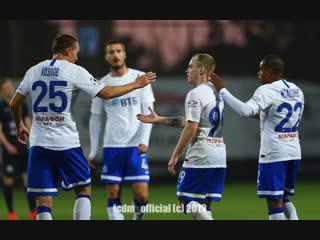 Динамо vs Погонь (Польша)  3-1 | Дубль Маркова, классныи гол Лацевича