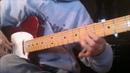 Matteo Mancuso - Hot Wired (Brent Mason) - Country Guitar