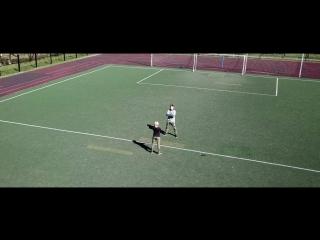 Макс и Юля клип, танцы!!! pole dance vs breakdance)