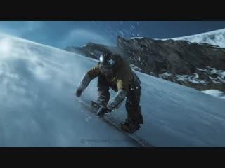 Вот за что я люблю сноубординг часть 2
