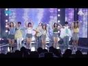 예능연구소 청하 Love U @쇼 음악중심 20180721 Love U CHUNGHA in 4K