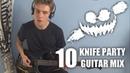 Knife Party Mix on Guitar Dubstep EDM