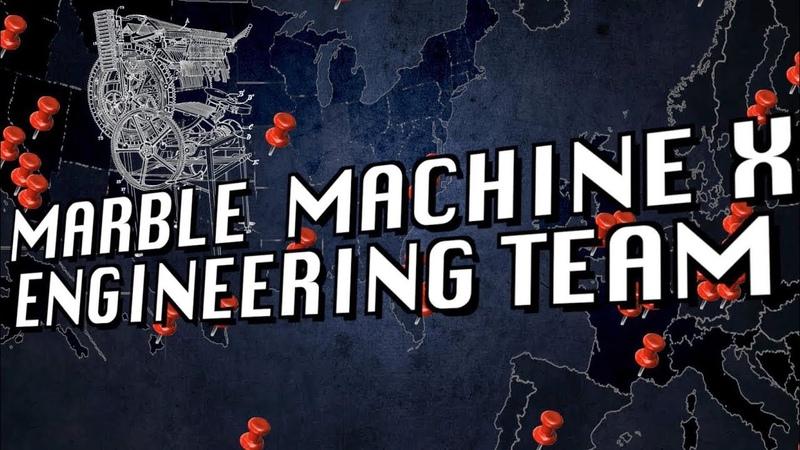 The Marble Machine X Engineering Team 2019 - Marble Machine X 63