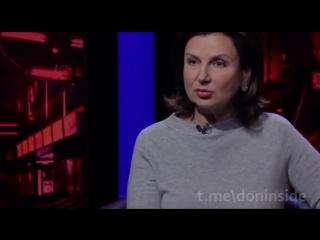 Богословская: - «Даём время жителям Донбасса уехать в Россию, и начинается мясорубка»