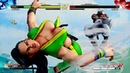 Street Fighter V: Arcade Edition (PlayStation 4) Arcade as Rashid (SF V)