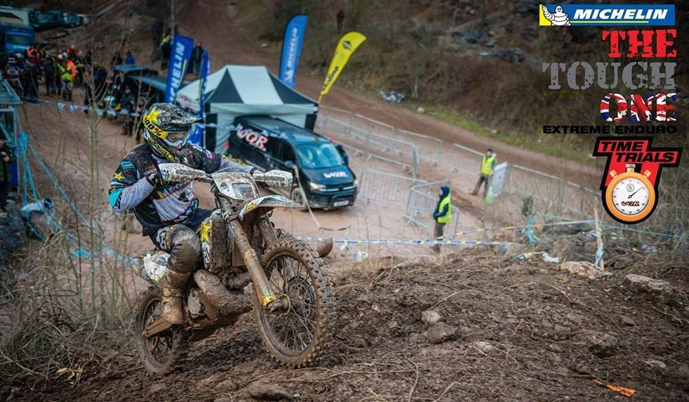Грэм Джарвис выиграл Michelin Tough One Extreme Enduro 2019