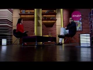 ✩ Almaty TV О важном по душам режиссер Рашид Нугманов