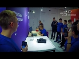 Закрытие осенней олимпиадной школы Фонда Андрея Мельниченко