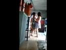 Ana Lucia Gomes - Minha filha linda danando forro com migo No