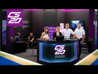 Выставка автозапчастей MIMS 2018 — CS20 полиуретан