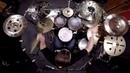 SO BRUTAL! Inferno (Behemoth) guitar Pavulon (Hate) drums