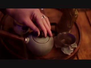 Чай в Юрте