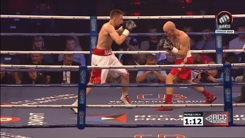 1) 2018-09-07 Денис Лебедев vs Hizni Altunkaya, Заур Абдуллаев vs Henry Lundy (8 боёв)