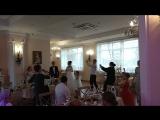 Танцевальный флешмоб.Свадьба Серафима и Илларии