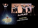 GLAM KIDS 🍒 3rd PLACE - LADY`S SHOW KIDS 🍒 SUGAR FEST Dance Championship