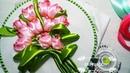 004_Ribbon Embroidery Flower - Hướng dẫn thêu hoa tulip bằng ruy băng