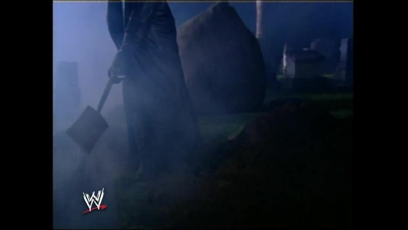 Undertaker Deathly Message To Batista SmackDown 02.03.2007