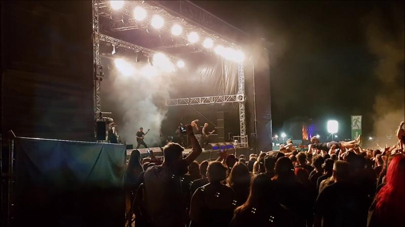 Caliban live 18 08 2018 Summer Breeze 2018
