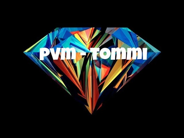 Pvm - Tommi (Official Music Video)