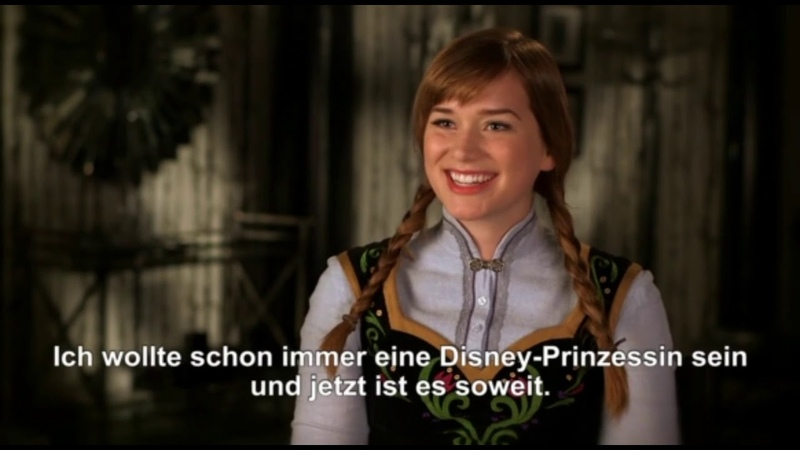 Once upon a time ELIZABETH LAIL (ANNA) INTERVIEW