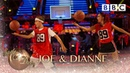 Joe Sugg and Dianne Buswell Street to 'Jump Around' by House of Pain - BBC Strictly 2018