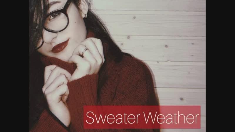 The Neighborhood Sweater Weather Julie Lema cover