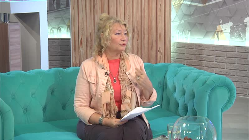 Ирина Евтихиева на передаче Однажды утром телеканала Томское время 21.06.19г.