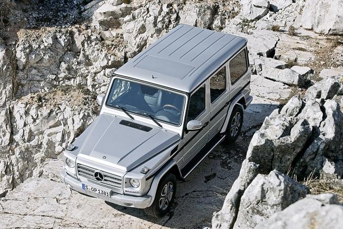 Mercedes Benz G Klasse Ein G für alle Fälle