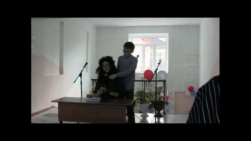 Мальвина Карловна на Дне учителя-2018