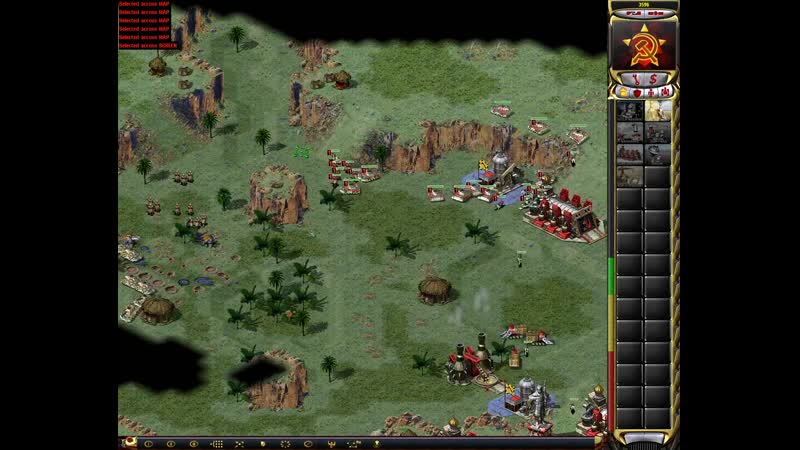 CC YR Red Alert 2 League (Rush 2) 250519(3) - Aleksandr vs Artemis
