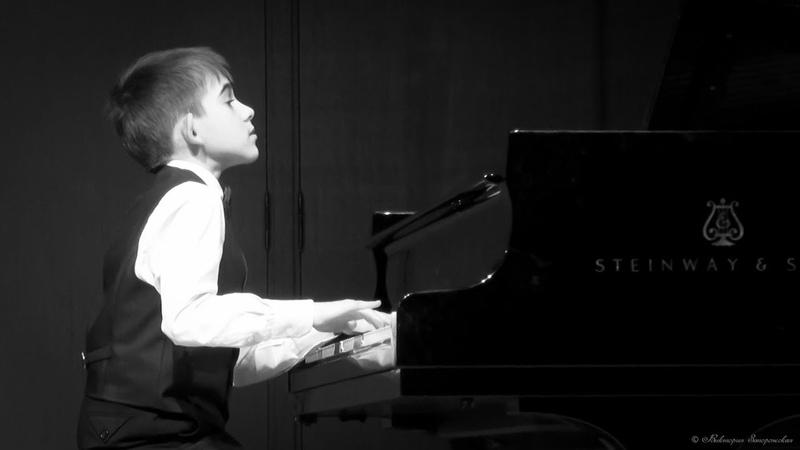 A. Scriabin. Preludes №4 e-moll, №5 D-dur, op. 11