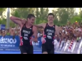 Олимпийский чемпион 2016 года по триатлону британец Алистер Брау БЕГ|RUN ( https://vk.com/runrunning)