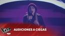 Camila Canziani - Listen - Beyonce - Audiciones a ciegas - La Voz Argentina 2018