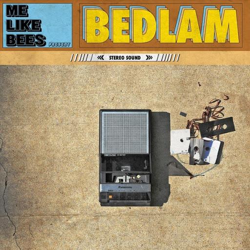 Me Like Bees альбом Bedlam