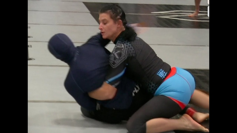 282 Girls Grappling @ NEW BREED 12/9/17 • Women Wrestling BJJ MMA Female Bout