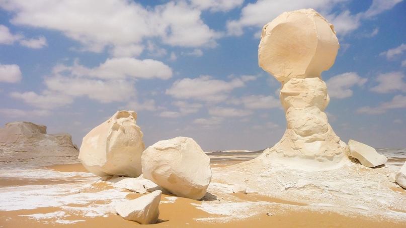 14 феноменальных геологических образований Земли.