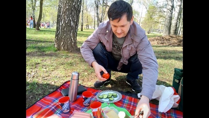 Приключение/ Mister Adrian на пикнике/ Видео для детей