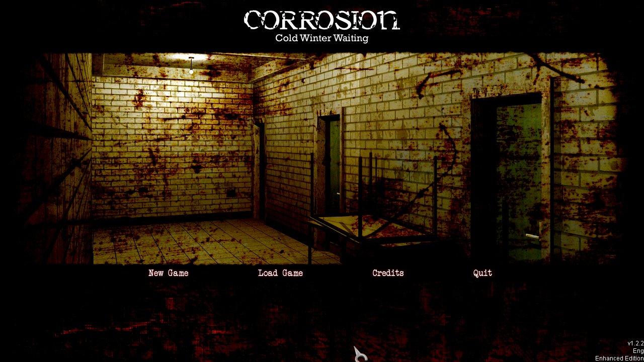 Хоррор-квесты. Corrosion: Cold Winter (2012)