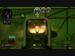 In seen the SDM clip so i decided to share my own. Black Ops 4