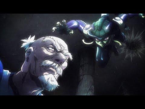 Neteros Death | Netero vs. Meruem (Full Fight English Sub) [HunterxHunter] ネテロ vs メルエム