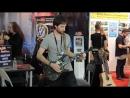 Кирилл Сафонов - стенд школы Guitar Science (15/09/2018)