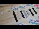 😻 завоз пилочек со сменными файлами📌 Грит nail file 100;180;240;📌 📌100шт, основа в подарок, цена 700р