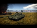 War Thunder Т 64БВ vs Flakpanzer I Gepard