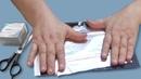 Лечение фольгой при болевом синдроме и рассасывании шрамов. Изготовление «серебряных мостиков»