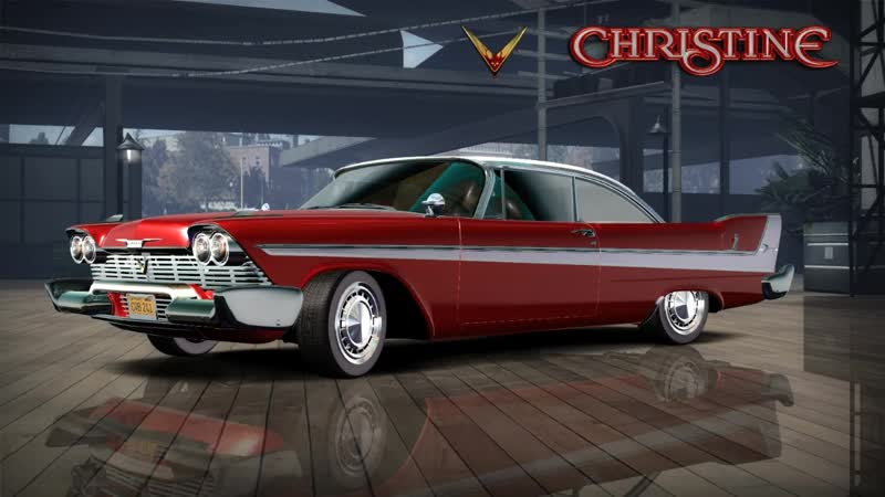 NFSMW2005. Plymouth Fury 58 Stephen Kings Christine by Alex.Ka.